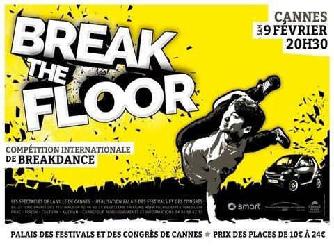 Predatorz(Russia) vs Project Soul(Korea) | Semi Final | Break The Floor 2013