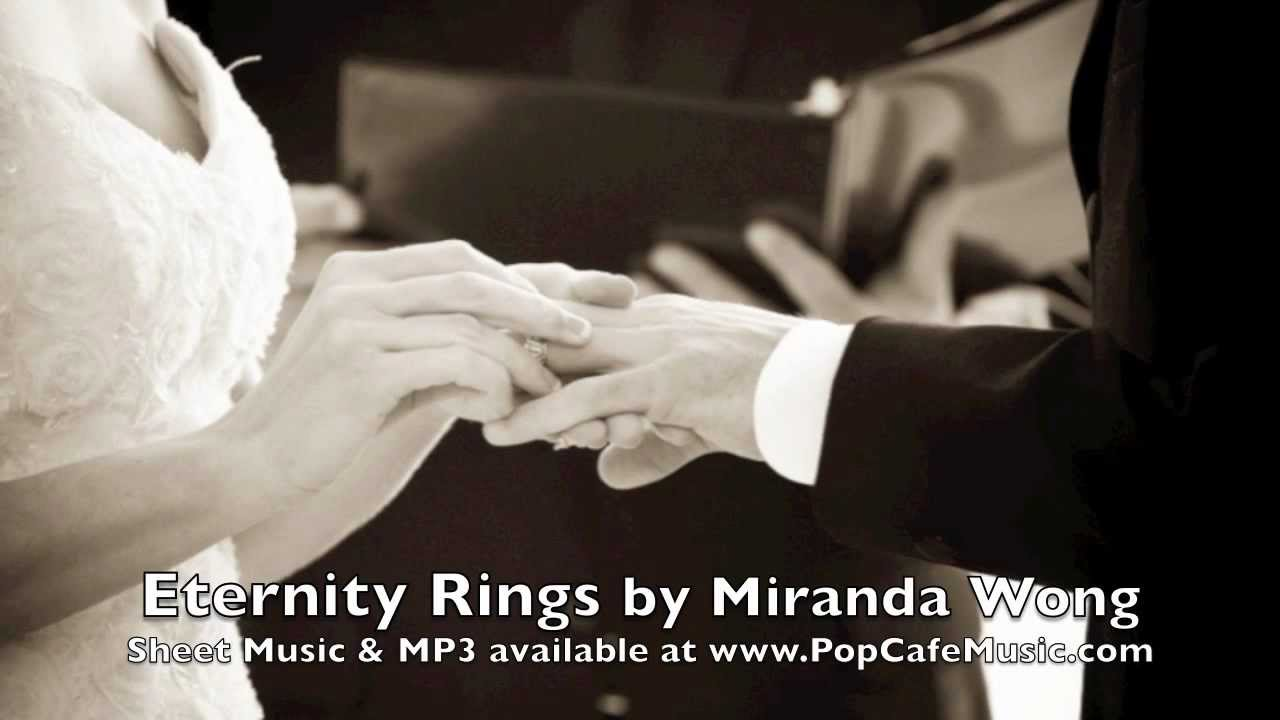Eternity Rings Wedding Music For Rings Exchange Ceremony By