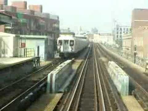 NYCTA Broadway El J-M R42 Meet