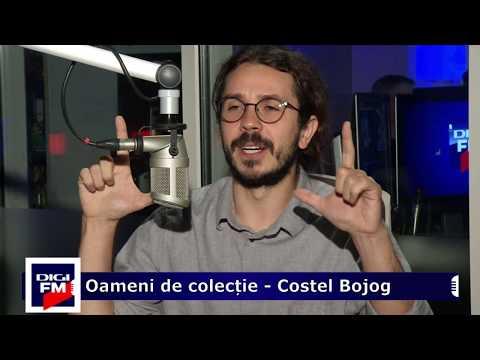 Oameni de colecție - Costel Bojog