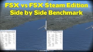 fsx fsx steam edition max settings side by side