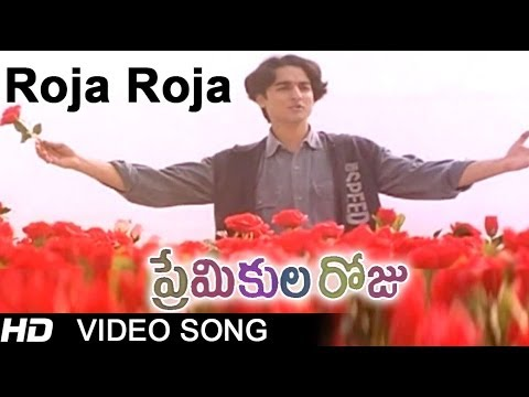 Roja Roja Full Video Song || Premikula Roju Movie || Kunal || Sonali Bendre || A.R.Rahman