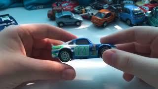 Disney Pixar cars Dino Draftsky review