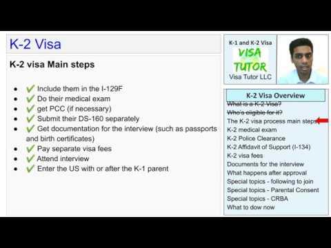 K2 Visa Process « Visa Tutor