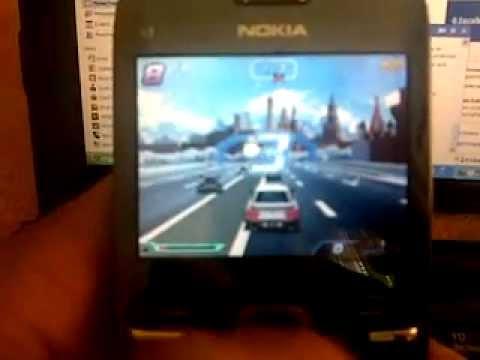 Nokia C3-00 - Minimizing and Multitasking