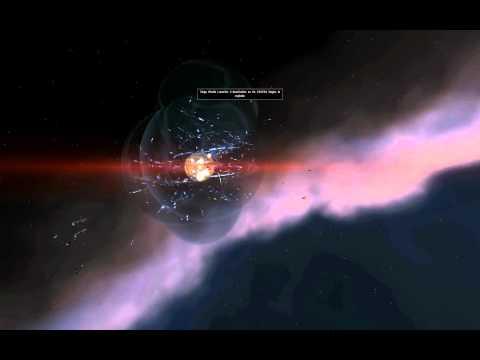 EVE Online : Avatar Titan Kill in 49u - 2009