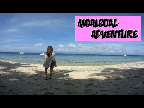 MOALBOAL BUDGET TRAVEL ADVENTURE/GUIDE [VLOG PART 2]