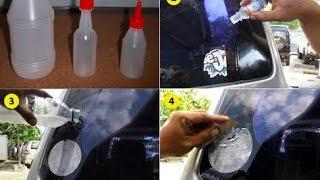 5 Fungsi Air Cuka Untuk Mobil
