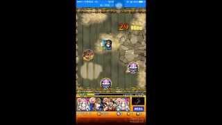 怪物彈珠 Monster Strike【超絕】光超 伊邪那岐(天地開闢的始神)