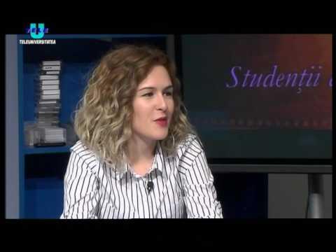 TeleU: Studenții de ieri - Alexandra Dragoș