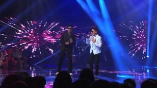 Ceria Popstar 2: Iqbal - Duet dgn Abg Azri KE3: Penghujung Rindu (Jamal Abdillah) [30.05.2014]
