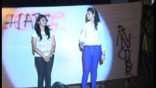 Fresher's Party 2k15: BIMHRD (PM & HRD) Creative Introduction