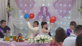 свадьба Александра и Полины (часть2)