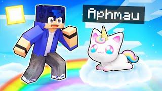 Playing Minecraft as a SPEC AL Unicorn Kitten
