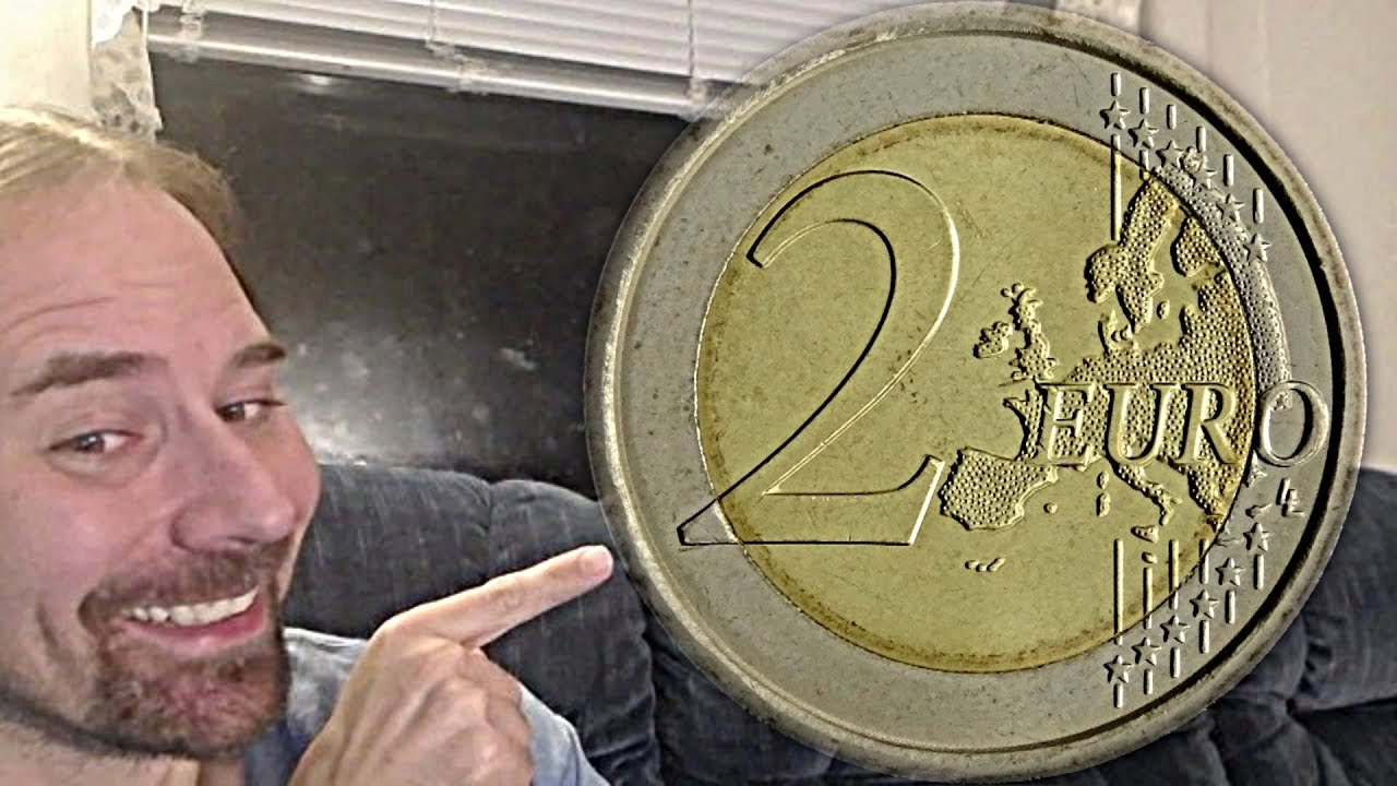 Italy 2 Euro 2004 Coin World Food Program Youtube