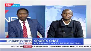 Sports Chat: Civil rights group seeks FKF probe l Morning Express (Part 2 )