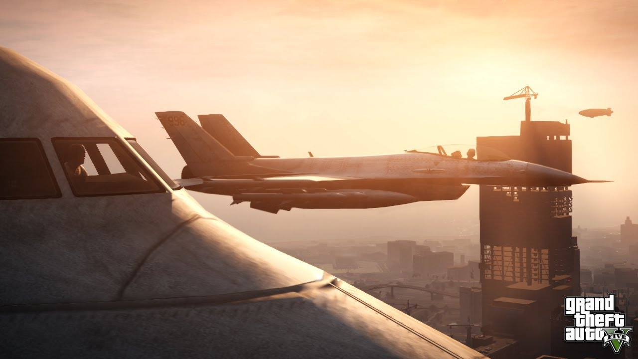 Grand Theft Auto V All Images Hd 75 Pics Jets Planes Airships And More Gta 5