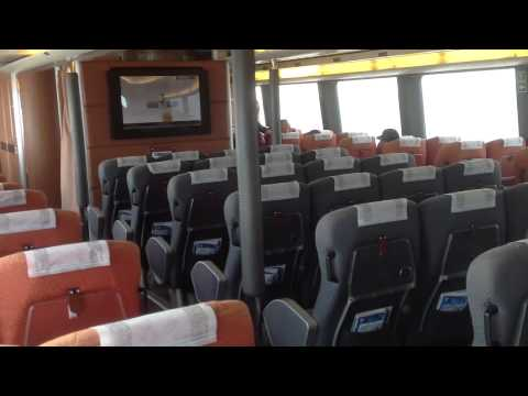 From Busan ( South Korea) to  Fukuoka (Japan) Kobee Ferry