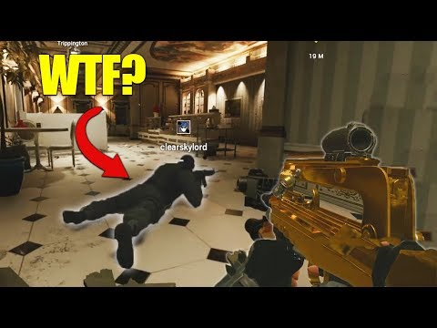 What Happens In Rainbow Six Siege at 2am