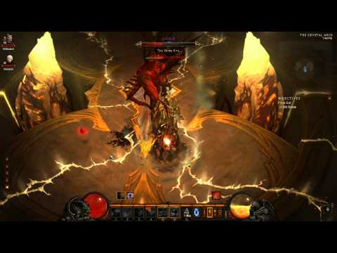 Diablo Dies Normal Mode