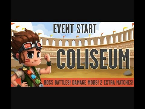Battle Camp: Coliseum Колизей