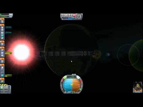 KSP Mission 3 - Geostationary Satellite Launch - All Stock
