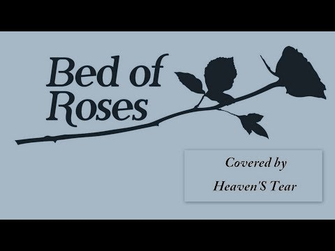Hinder- Bed of Roses | Bon Jovi | Covered by Heaven'S Tear
