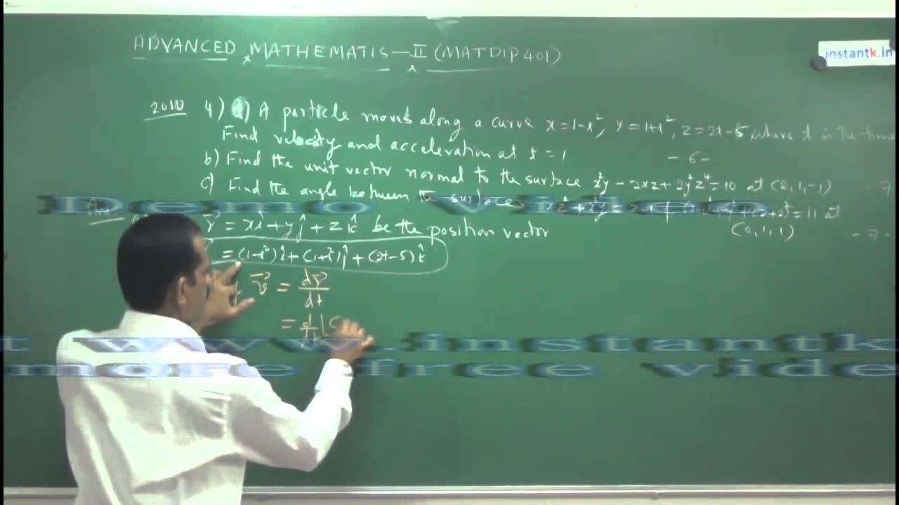 vtu advanced mathematics 2 syllabus & notes : Full Course: 96 8% Pass  results Call@8088 700 800