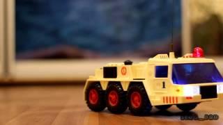Тягач іграшка СРСР радіокерована