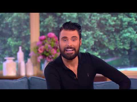 Rylan Warns Camila Cabello Off From Eating the Biscuits | This Morning