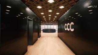 CCC's new Warsaw Office by Bene: Go for more