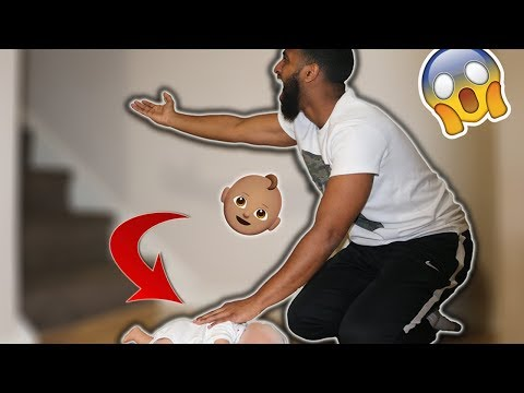 """i-dropped-the-baby""-prank!!!"