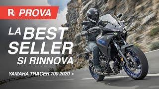 Yamaha Tracer 700 2020, prova della best-seller tra le sport tourer