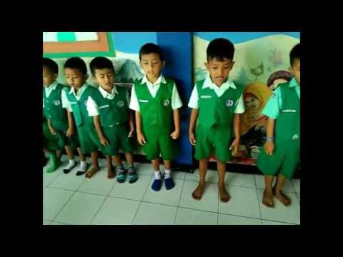 Praktek Mengajar di PAUD TK (Pembukaan)