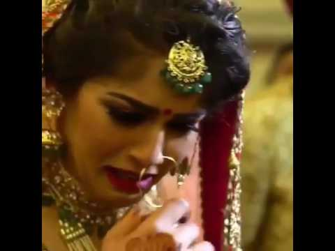 Must watch: sad moment a wedding ceremony