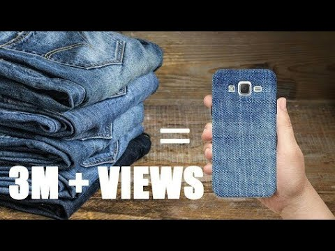 How To Make Mobile Cover | DIY Mobile Case | Technical Help