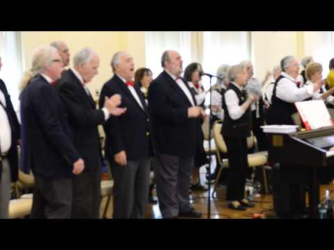 BROADWAY EMPIRE - NEW HORIZONS GLEE CLUB at MAIN LINE REFORM TEMPLE NARBERTH-Part15