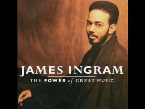 James Ingram  I Dont Have The Heart HQ