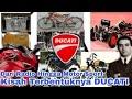 Sejarah Berdirinya DUCATI, Pabrikan Motor Asal Italia