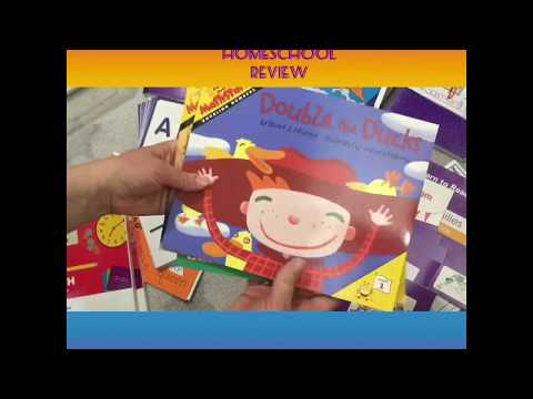 End Of the Year Homeschool Curriculum Review *Kindergarten & Whole Group Studies