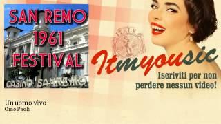 Gino Paoli - Un uomo vivo - ITmYOUsic
