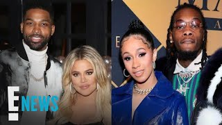 Celebrity Couples Who Initially Survived Cheating Scandals | E! News