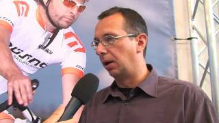 Eurobike 2010: Müsing - Rennräder im Baukastensystem