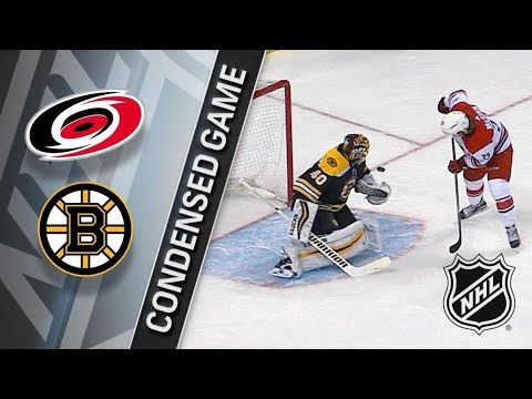 Carolina Hurricanes vs Boston Bruins – Feb. 27, 2018 | Game Highlights | NHL 2017/18. Обзор