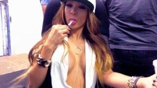 Sexy Girls Wanna Kill Me+ Dannie Riel Licking Ice Cream (Vlog #398)