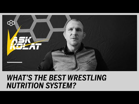 ASK KOLAT: What's The Best Wrestling Nutrition System?