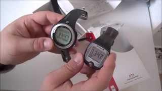 polar herzfrequenzmessgert ft1 uhr watch test review vergleich sigma 25 10 fitness heart rate bike