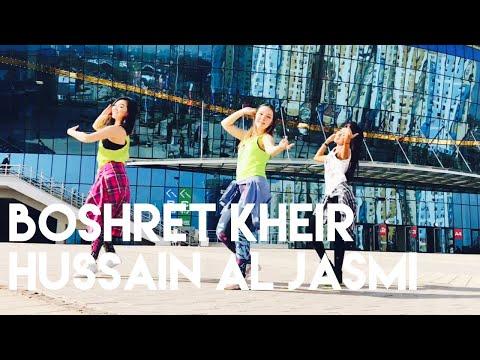 Zumba®   Mira Sharbakova   Hussain Al Jasmi - Boshret Kheir