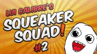 "BO2 | Squeaker Squad #2 - ""Beam me up Scotty!"" w/ Lui Calibre"
