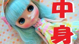 【blythe doll♡ブライス人形】分解方法